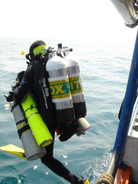 Divemaster V Technical Diving